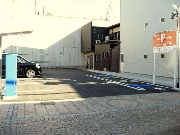 GO!パーキング京店